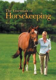 Cover of: The Essentials of Horsekeeping