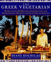 Cover of: The Greek vegetarian