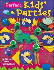 Cover of: Perfect Kids' Parties