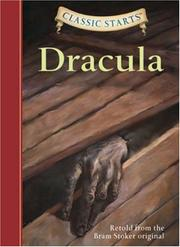 Cover of: Classic Starts: Dracula (Classic Starts Series)