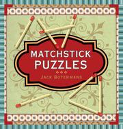 Cover of: Matchstick Puzzles | Jack Botermans