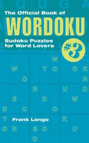 Cover of: The Official Book of Wordoku #3
