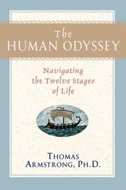 Cover of: The Human Odyssey | Thomas Armstrong