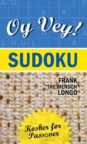 Cover of: Oy Vey! Sudoku