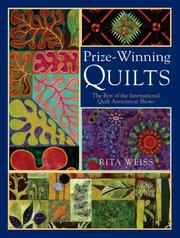 Cover of: Prize-Winning Quilts