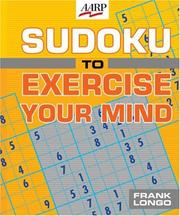 Cover of: Sudoku to Exercise Your Mind (AARP)