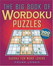 Cover of: The Big Book of Wordoku Puzzles