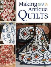 Cover of: Making Antique Quilts
