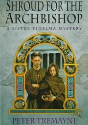 Cover of: Shroud for the Archbishop: A Sister Fidelma Mystery