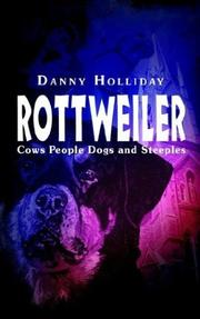 Cover of: Rottweiler | Danny Holliday