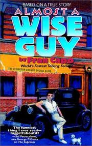 Cover of: Almost a Wise Guy
