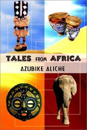Cover of: TALES FROM AFRICA | Azubike Aliche