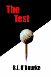 Cover of: The Test