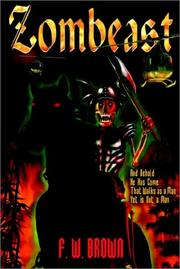Cover of: Zombeast | F. Washington Brown
