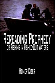 Cover of: Rereading Prophecy