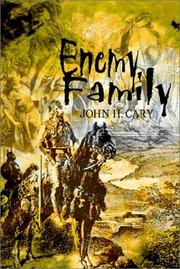 Cover of: Enemy Family | John H. Cary