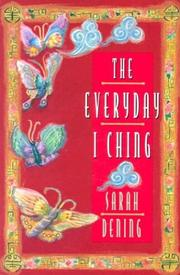 Cover of: The everyday I ching