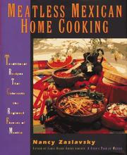 Cover of: Meatless Mexican Home Cooking