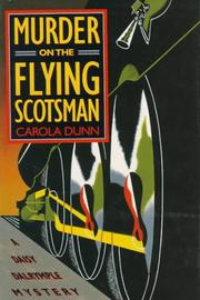 Cover of: Murder on the Flying Scotsman | Carola Dunn