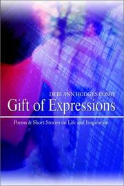 Cover of: Gift of Expressions | Debi Ann Hodges Cosby