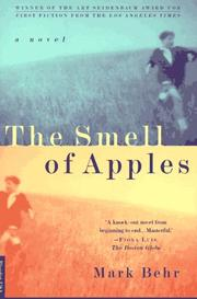 Cover of: The smell of apples