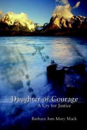 Cover of: Daughter of Courage | Barbara Ann Mary Mack