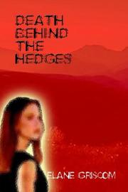 Cover of: DEATH BEHIND THE HEDGES