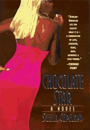 Cover of: Chocolate star
