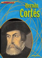 Cover of: Hernan Cortes (Groundbreakers: Explorers)