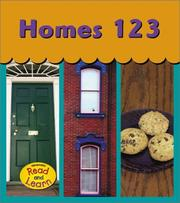 Cover of: Homes 1 2 3 (Home for Me)