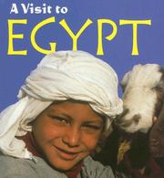 Cover of: Egypt (Visit to)