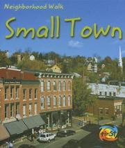 Cover of: Small Town | Peggy Pancella