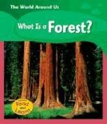 Cover of: What Is A Forest? |