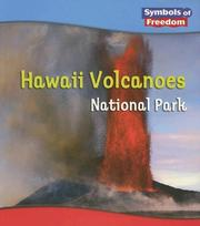 Cover of: Hawaii Volcanoes National Park | Hall, Margaret
