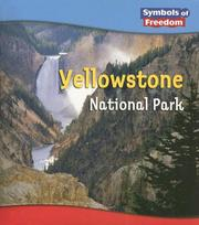 Cover of: Yellowstone National Park