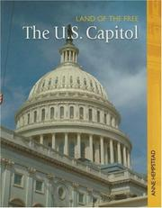 Cover of: The U.S. Capitol | Anne Hempstead