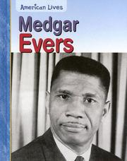 Cover of: Medgar Evers (American Lives) |