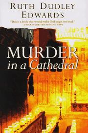 Cover of: Murder in a cathedral