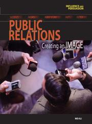 Cover of: Public Relations (Influence and Persuasion)
