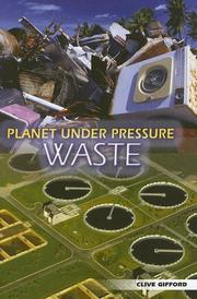 Cover of: Waste | Clive Gifford