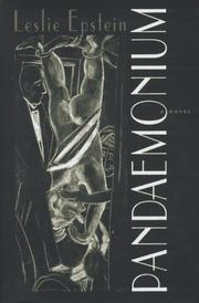 Cover of: Pandaemonium