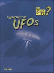 Cover of: The Mystery of Ufo's (Can Science Solve)