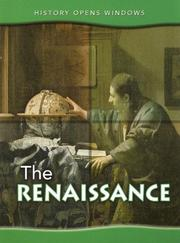Cover of: The Renaissance (History Opens Windows)