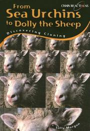 Cover of: From Sea Urchins to Dolly the Sheep
