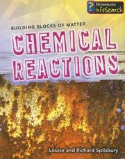 Cover of: Chemical Reactions (Building Blocks of Matter)