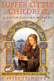 Cover of: Suffer little children: a Sister Fidelma mystery