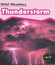 Cover of: Thunderstorm