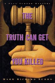 Cover of: The truth can get you killed