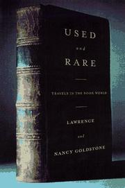 Cover of: Used and rare: travels in the book world
