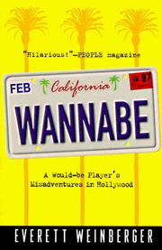 Cover of: Wannabe | Everett Weinberger